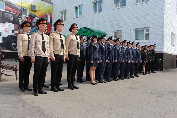 Поповнилися ряди рівненських рятувальників (Фото)