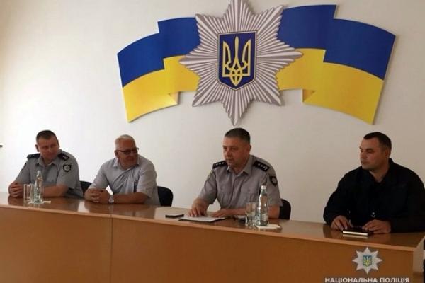 У двох районах на Рівненщині нові очільники поліції (Фото)