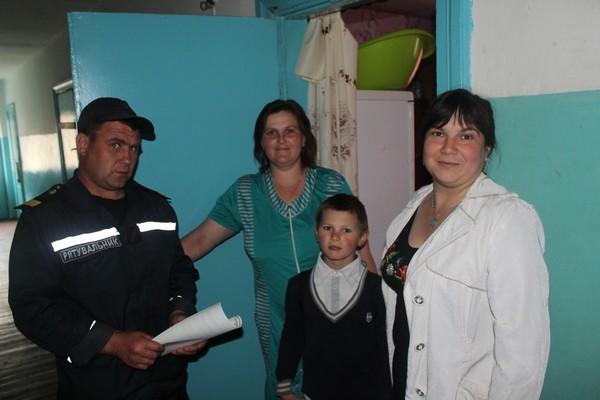 У Рівненському районі рятувальники провели навчання населення (Фото)