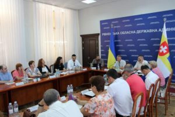 На Рівненщині стартує пілотний Проект МОП «Інклюзивний ринок праці для створення робочих місць в Україні»