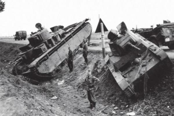 Танкове побоїще відбулося 77 років тому поблизу Дубна