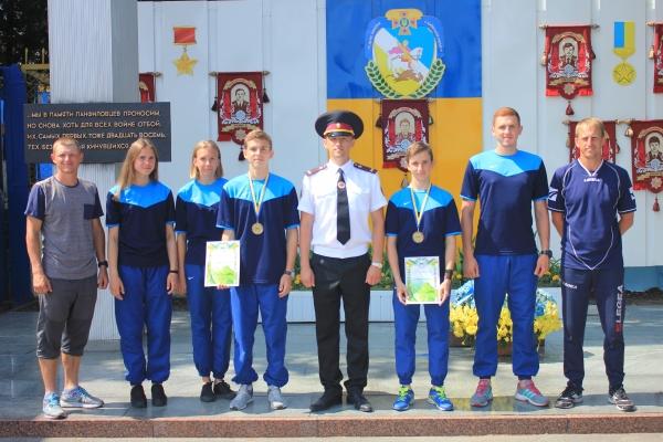Рівненський спортсмен-рятувальник став кандидатом у збірну України з пожежно-прикладного спорту (Фото)