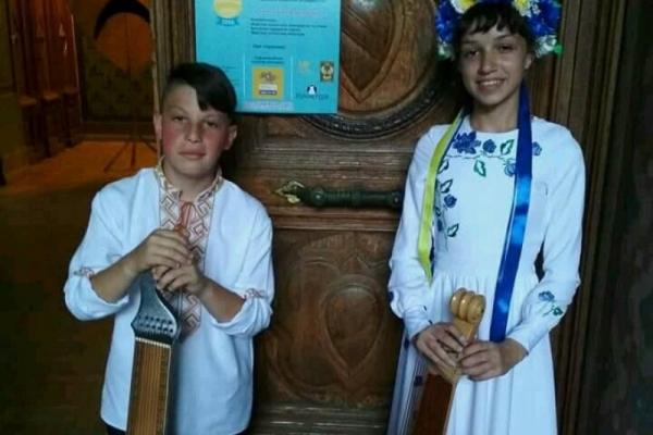 Бандуристи з Рівненщини перемогли у Всеукраїнському фестивалі (Фото)
