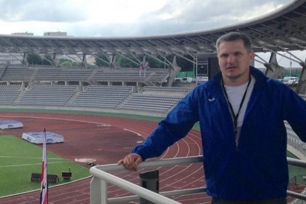 Рівненський спортсмен пройшов відбір на Чемпіонат Європи (Фото)