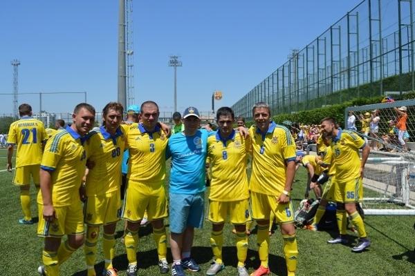 Лікарі з Рівненщини візьмуть участь у Чемпіонаті світу з футболу