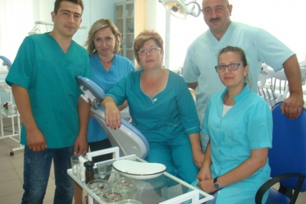 «Найважче – по п'ятницях…» – будні і свята родини лікарів-стоматологів із Квасилова