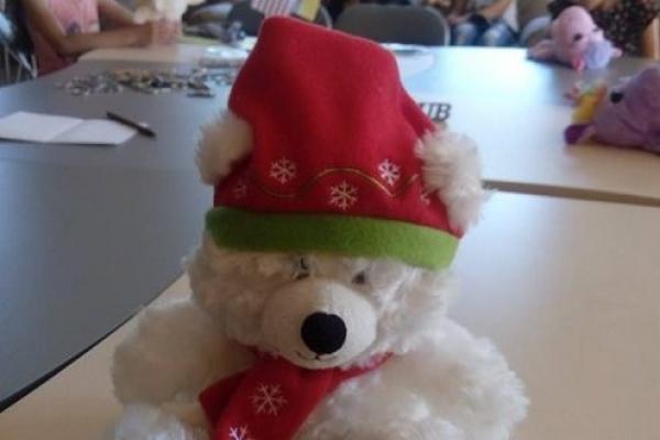 Американський Санта відвідав рівненську бібліотеку (Фото)