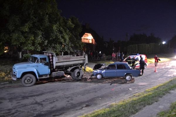 У Рівному заледве не зірвалася автівка (Фото)