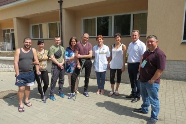 У Клевані стартувала перша в Україні інтенсивна програма терапії мови