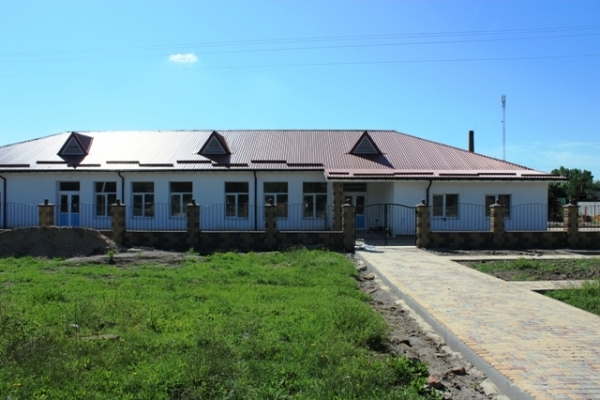 Дошкільнята села Залав'я на Млинівщині підуть у «Казку» (Фото)