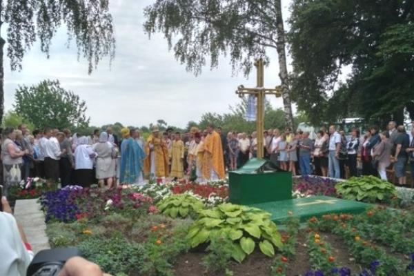 На Рівненщині вшанували жертв нацизму: 13 липня 75-та річниця Малинської трагедії