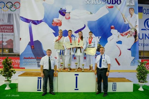 Рівненські каратисти привезли дев'ять медалей зі світового чемпіонату