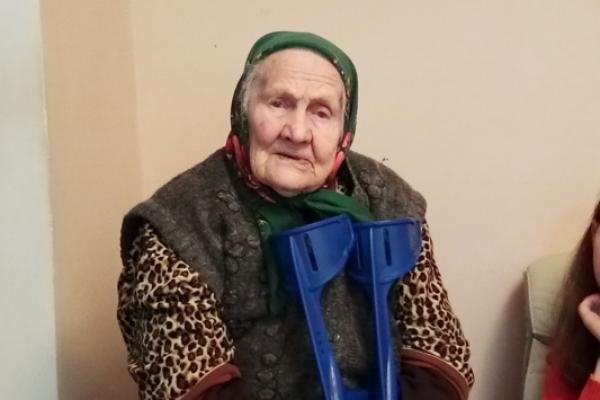 Анна Нестерук зі Здолбунова пережила три голодомори…