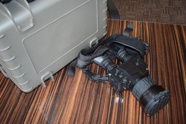 Рівненські рятувальники отримали новенький тепловізор (Фото)