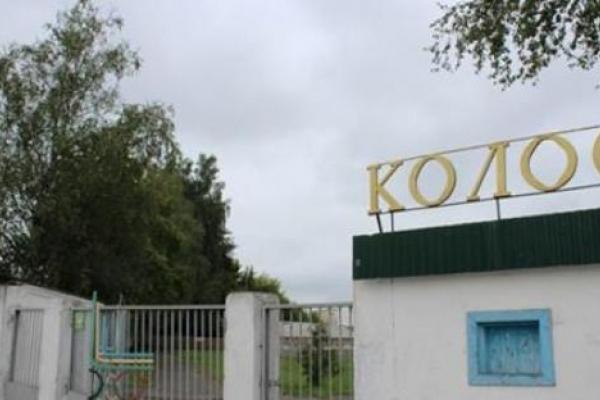 Стадіон «Колос»  у Костополі  реконструюють