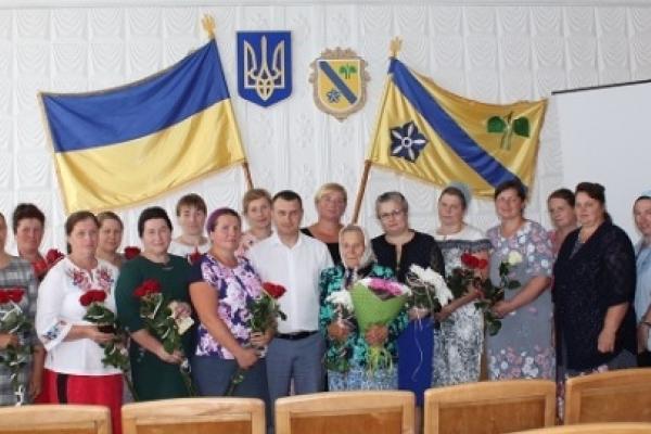 У Березному вшанували жінок-героїнь