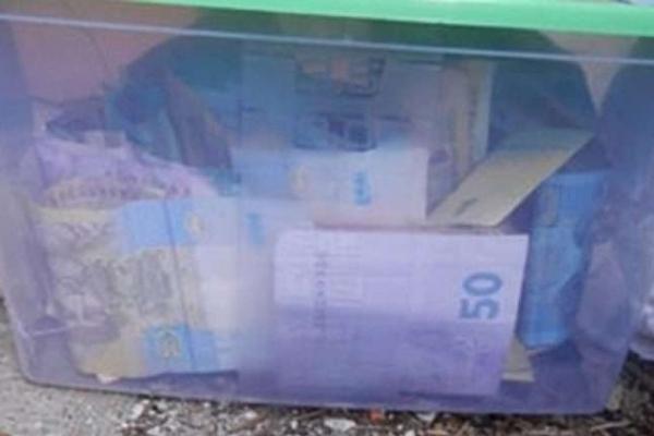 У місті Дубно затримали злодія, який викрав скриньку для пожертв важкохворій дівчині