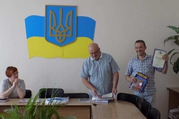 На Березнівщині привітали переможців