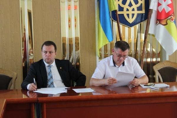 Дев'ять проектів енергоефективності затвердили Рівненщині