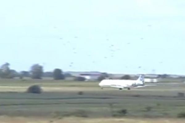 Мешканці Рівненської області без офіційного дозволу перетнули кордон літаком