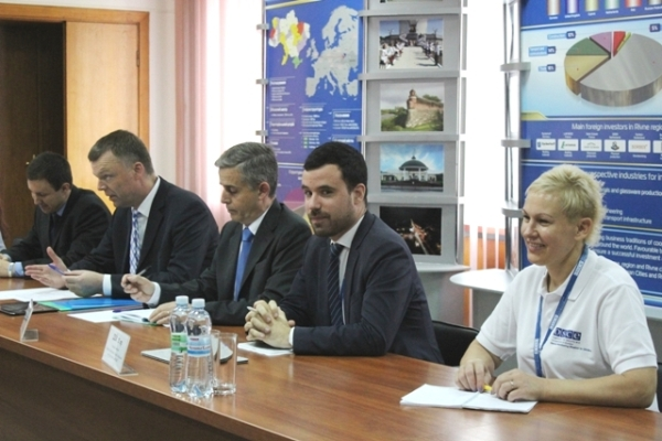 Місія ОБСЄ в Україні презентувала свою роботу в Рівненській ОДА