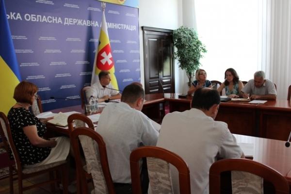 Аграрний штаб вирішує конфлікт у Рівненській області