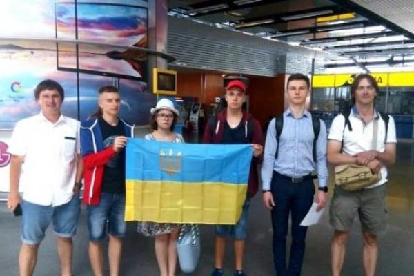 Школяр з Вараша став учасником міжнародної олімпіади та полетів до Таїланду