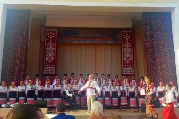 Хор «Чорнобривці» з Гощі – переможець фестивалю