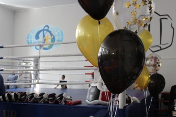 На Рівненщині відкрили сучасний спортзал ФСТ «Динамо» (Фото)