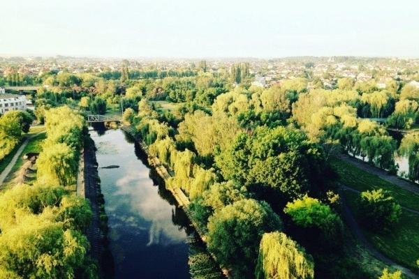 Самоочищення річки Устя не відбувається, - Рівненський ЦГМ