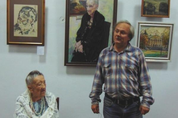 Виставка «Рівне у портретах» відкрилася у Рівненському краєзнавчому музеї