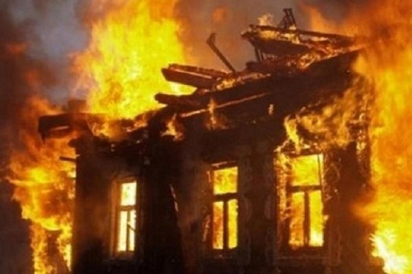 У пожежі на Рівненщині чоловік отримав 60 % опіків тіла