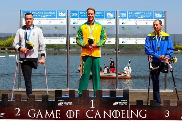 Дві медалі з Португалії