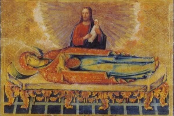 Рівняни відзначають свято Успіння Пресвятої Богородиці і Пріснодіви Марії