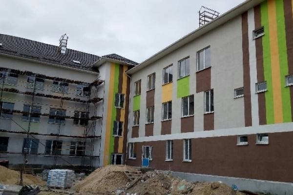 Село Озерці Володимирецького району матиме нову сучасну школу