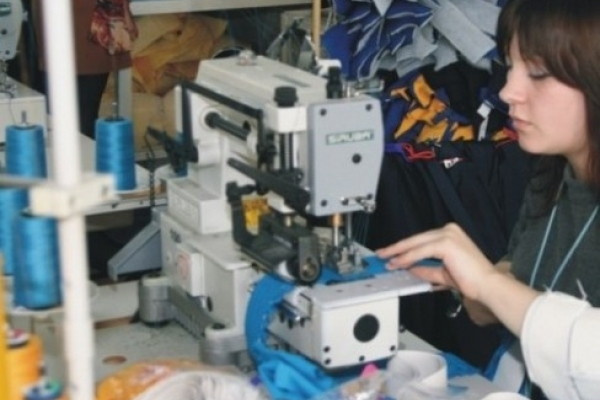 На Рівненщині розвиватимуть швейне виробництво