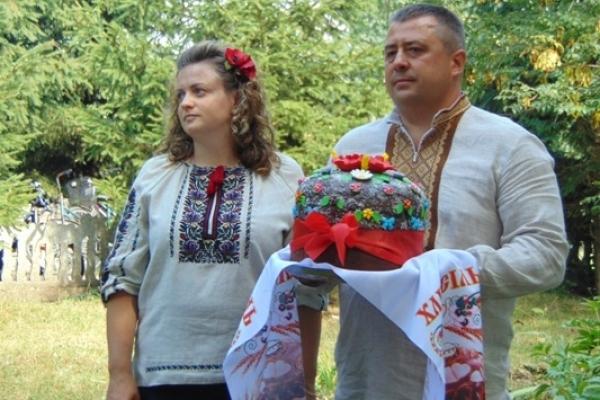 Як на Рівненщині у Сухівцях обжинки святкували (ФОТОРЕПОРТАЖ)