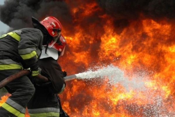 За минулу добу на Рівненщині сталося три пожежі