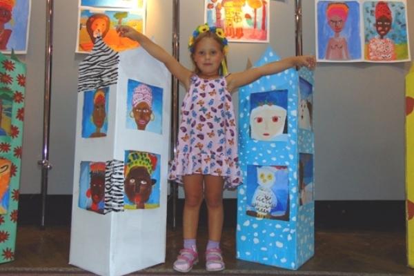 Виставка дитячих робіт «Я так бачу» відкрилася у Рівненському краєзнавчому музеї
