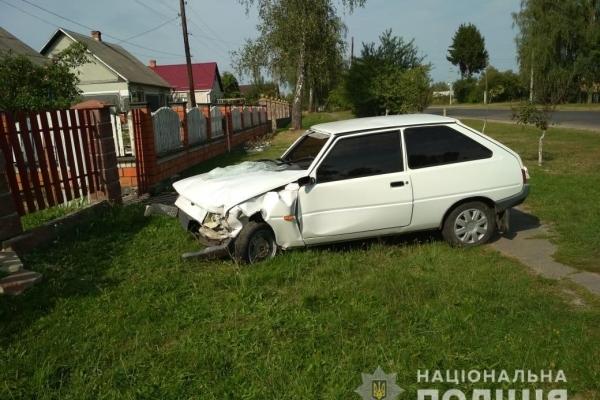 У Зарічному смертельна ДТП: нетверезий водій збив неповнолітню дівчину (Фото)
