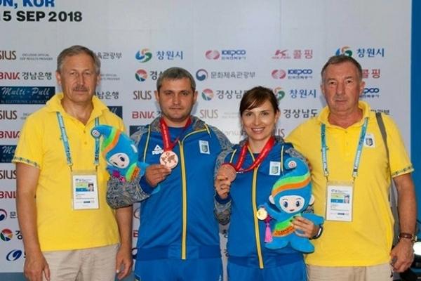 Рівнянин здобув бронзу Чемпіонату Світу з кульвої стрільби