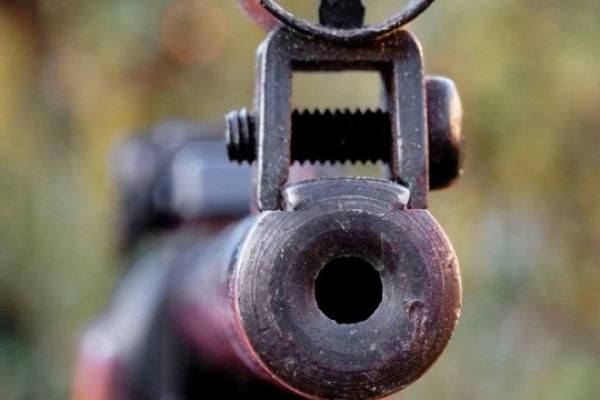 У жителя Рівненщини викрали зброю