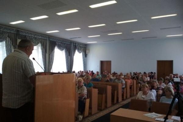 У Здолбунові не підтримали ідею ОТГ із Квасиловом та Богдашевом (Фото)
