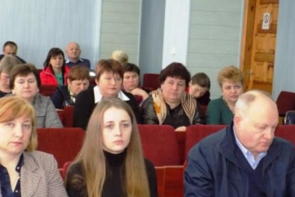 Скільки ж буде ОТГ в Дубровицькому районі?