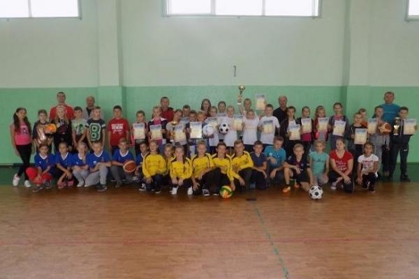 На Рівненщині провели спортивне свято для дітей та підлітків