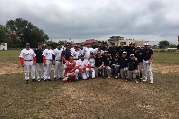 Рівненські команди відзначилися на змаганнях з бейсболу