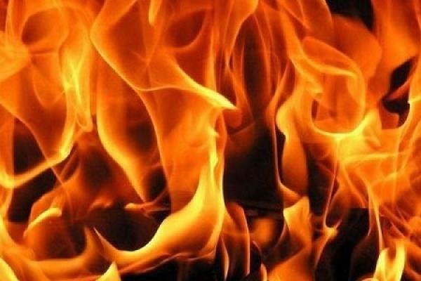 У селі Рівненщини сталася пожежа
