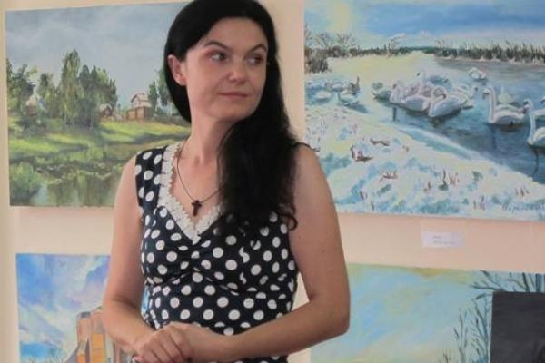 «Поклик душі» Ольги Шершун  - художня виставка у Рівному (фото)