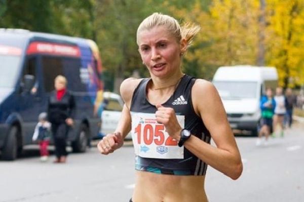 Рівненська легкоатлетка здобула бронзу Чемпіонату України