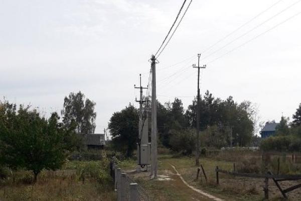 Зарічненський район – лідер в області за кількістю реконструйованих мереж